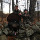 Oldest daughter and Son with her 2015 Turkey